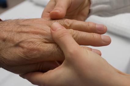 hand physio