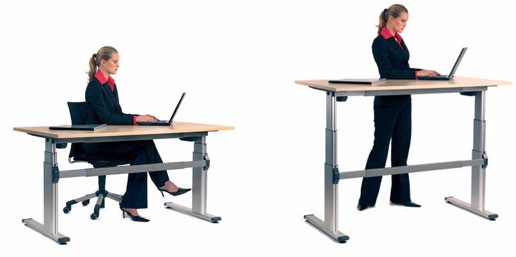 into sits day who standing a ed elevating halter transform needs desktop your desk stand and instantly of these sit one adjustable product sitting all height preassembled
