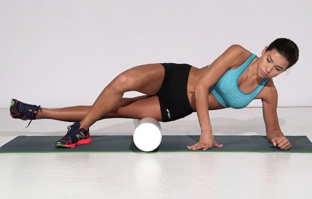 TFL Foam Rolling Exercise