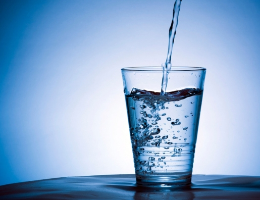 Glasses Of Tap Water In Litres